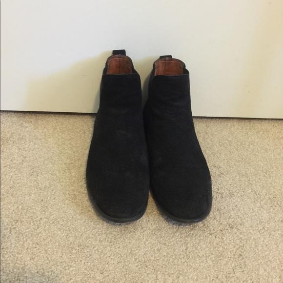 e2fd6cdc9dbb0 Black Chelsea boots. Size 10 1/2